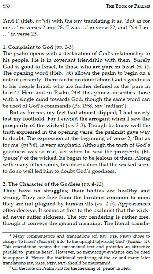 Mentor Commentary: Psalms (2 vols ) | Logos Bible Software