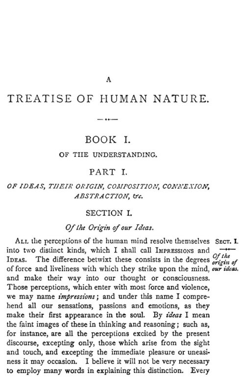 an analysis of justice in an enquiry concerning the principles of morals by david hume A very brief summary of david hume david hume 1741-1742), an enquiry concerning human understanding (1748), and an enquiry concerning the principles of morals (1751) he also published a history of hume's analysis of the contents of sense-experience begins with the distinction.