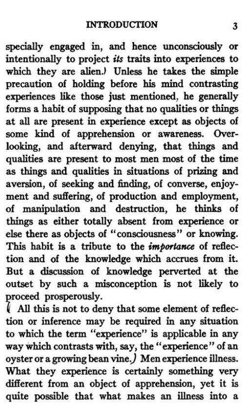 deweys essay experimental in john logic John dewey (1859—1952)  with this nascent ambition in mind, he sent a philosophical essay to wt harris,  (1910) and essays in experimental logic(1916) his .
