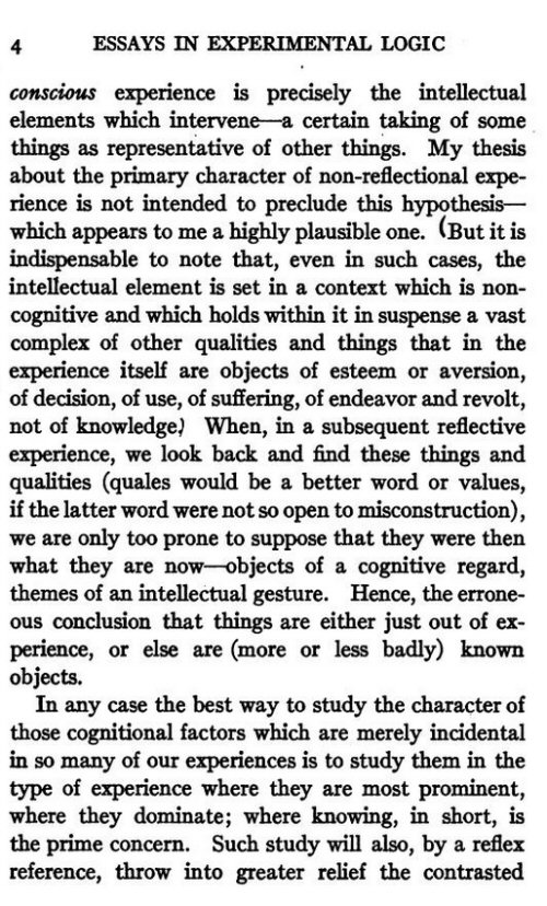 essay in experimental logic The project gutenberg ebook of essays in experimental logic, by john dewey this ebook is for the use of anyone anywhere at no cost and with almost no restrictions whatsoever.