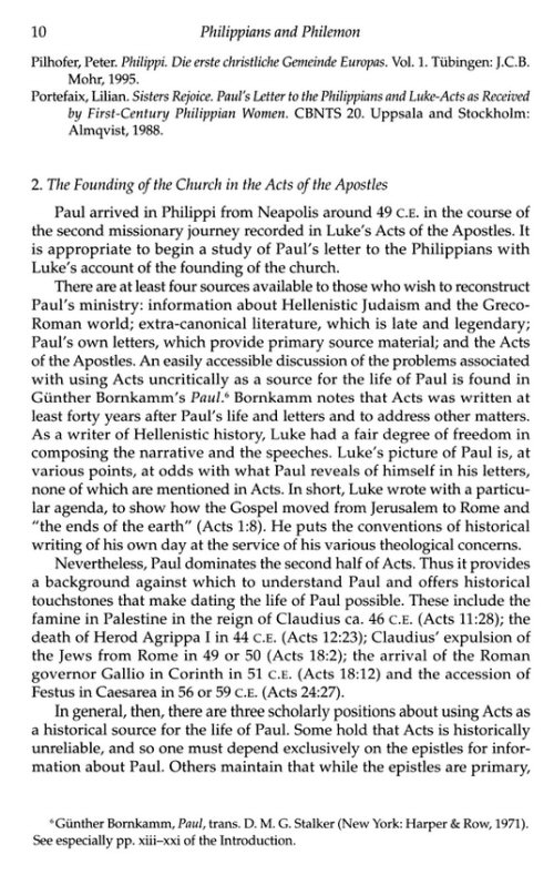 an analysis of the letter of philemon by paul the apostle Did the apostle paul send onesimus back (to philemon) joseph fitzmyer's analysis swallows up paul's if the apostle paul was to write a letter to.