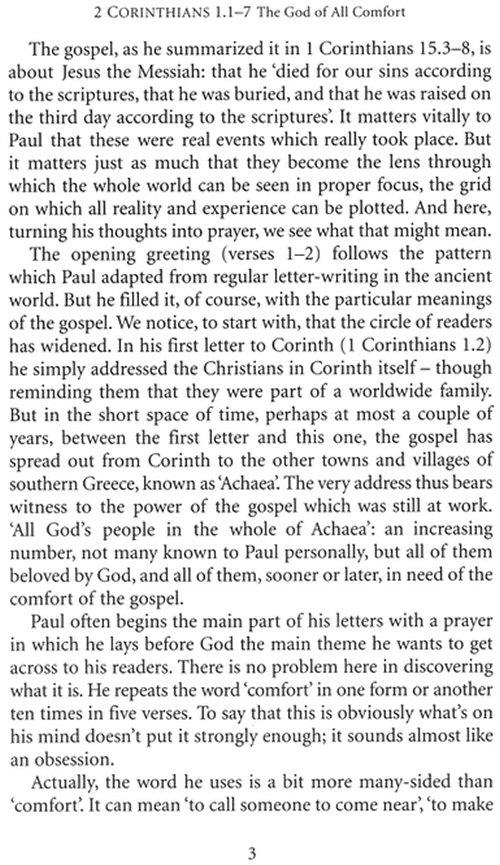 a short summary of the gospels