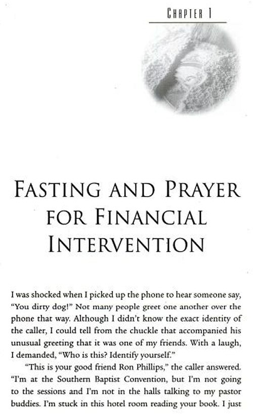 FASTING FOR FINANCIAL BREAKTHROUGH PDF DOWNLOAD