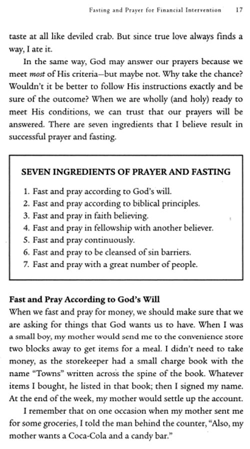 Fasting Bible Truth Made Simple Volume 1