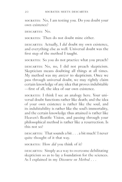 descartes skepticism essay Descartes' epistemology this essay attempts to explain descartes' epistemology of his knowledge, his cogito, ergo sum concept (found in the meditations), and why he used it [the cogito concept] as a foundation when.