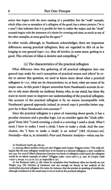 an analysis of the aquinas view of natural moral law Aquinas on natural law and the question of a kantian misreading  a thomist view of moral autonomy and  speaking reader that he has expanded the analysis of .