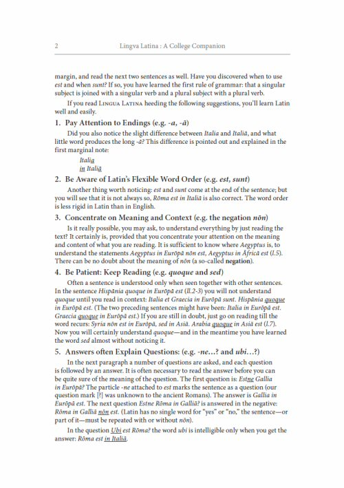 Latin studies companion collection 4 vols logos bible software sample pages 1 fandeluxe Gallery