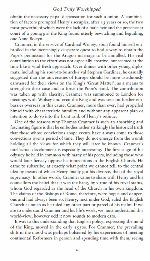 a look into role of thomas cranmer in english reformation Thomas cranmer the english ecclesiastic thomas cranmer (1489-1556) was the first protestant archbishop of canterbury thomas cranmer was born in aslacton, nottinghamshire, on july 2, 1489, the son of a village squire.