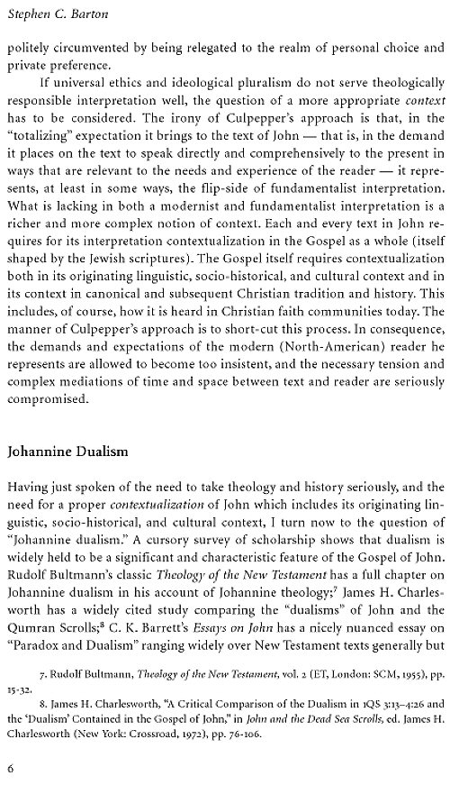 gospel of john essay questions Gospel of john: foot washing essays: over 180,000 gospel of john: foot washing essays, gospel of john: foot washing term papers, gospel of john: foot washing research paper, book reports 184 990 essays, term and research papers available for unlimited access.