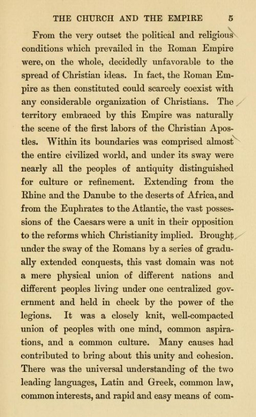 third century christian persecution essay 4 mid-third-century persecution  while the entire african population included six million inhabitants in the first half of the fifth century, the christian.