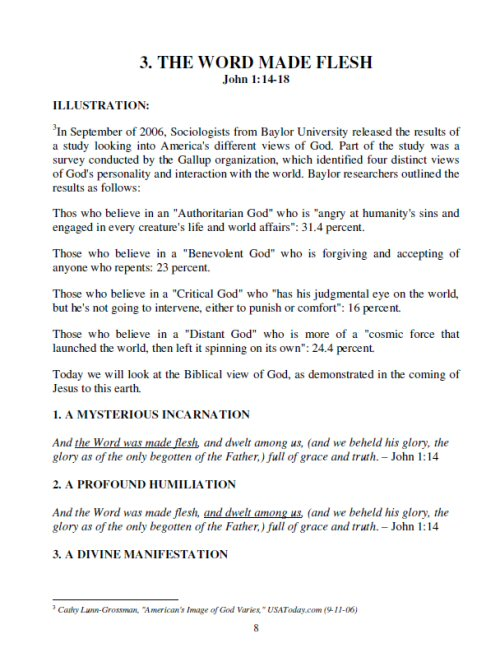 Pulpit Outline Series (5 vols ) | Bible Study at its best - Logos