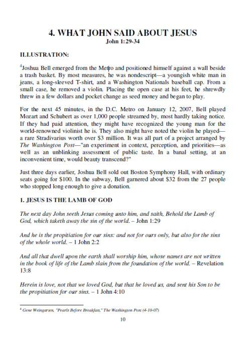 Pulpit Outline Series (5 vols ) | Logos Bible Software