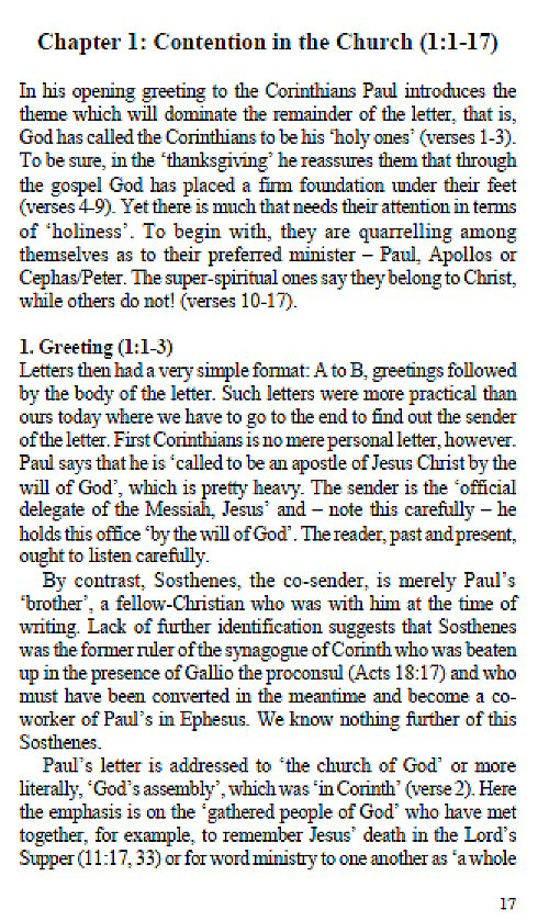 pauls letter to the corinthians Paul wrote at least four different letters to the church at corinth, three of which are included in the new testament 2 corinthians is made up of two different letters chapters 1-9 are written in a conciliatory tone that indicates that they were composed after chapters 10-13 were received and.