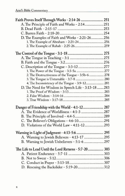 Ariels Bible Commentary 3 Vols Logos Bible Software