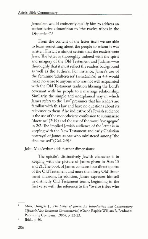 Ariels bible commentary 3 vols logos bible software the messianic jewish epistles fandeluxe Image collections