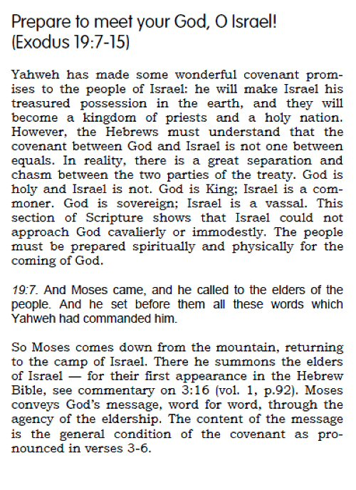 A Study Commentary On Exodus Logos Bible Software
