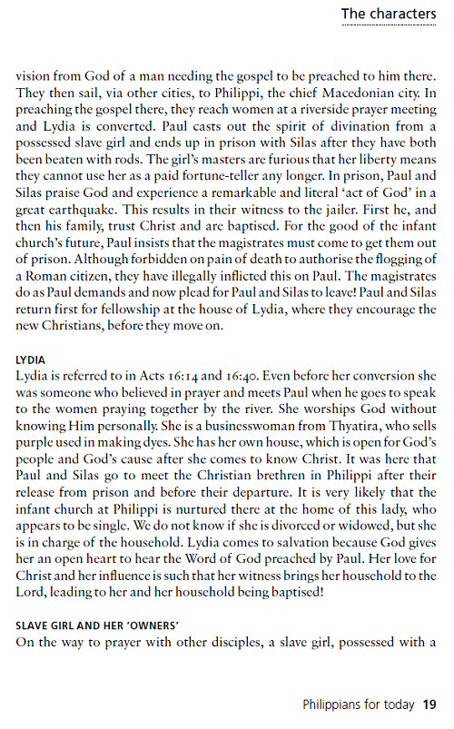 life application bible commentary philippians pdf