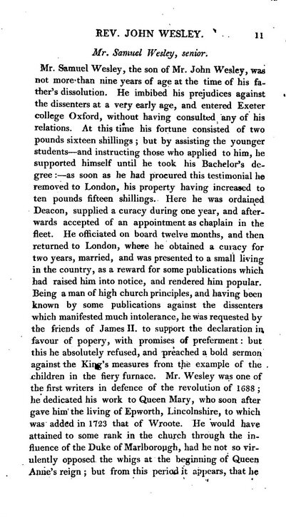 funeral biography template - studies on the life and influence of john wesley 16 vols