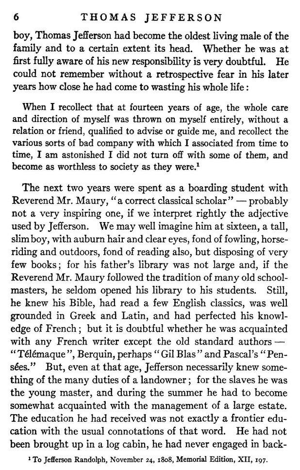 Thomas Jefferson Collection 5 Vols Logos Bible Software