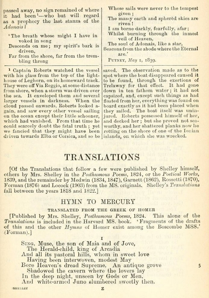 percy bysshe shelley essay Essays, letters from abroad, translations and fragments  letters from abroad, translations and fragments  jan 5  by shelley, percy bysshe,.