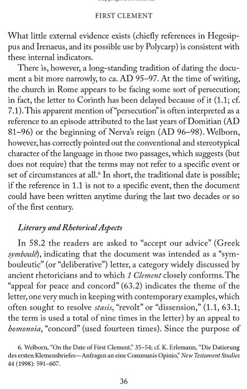 Ancient literature collection 25 vols logos bible software the apostolic fathers greek english interlinear fandeluxe Choice Image