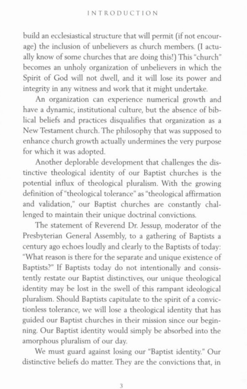 the distinctiveness of the baptist church in the book by stanton norman The annual report outlining some of the work of the church of england in the birmingham diocese in 2012.