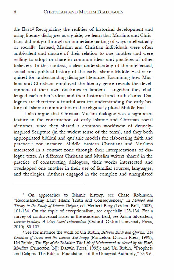 christianity essay introduction