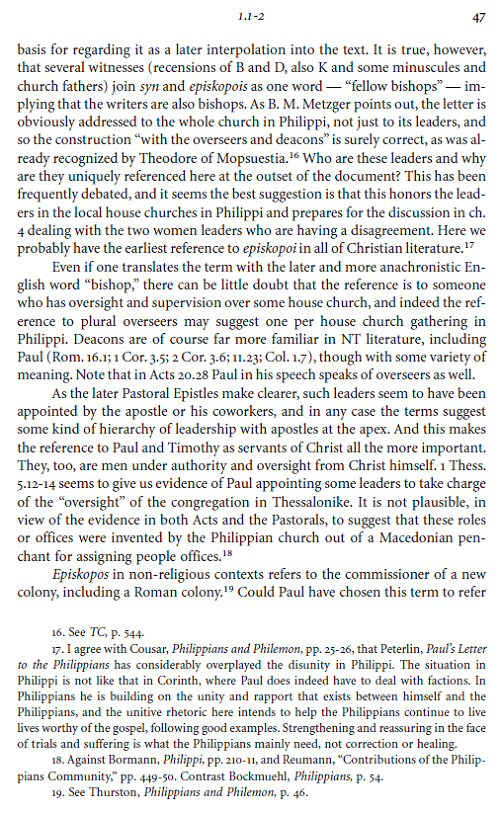 an analysis of the books of 1 and 2 thessalonians in the new testament See under 2 thess 1:3, above, for discussion of the work of faith the new thought here is that even when christians do the works required by faith it is actually god who supplies the spiritual energy for them to do it, thus referring all the glory unto god.