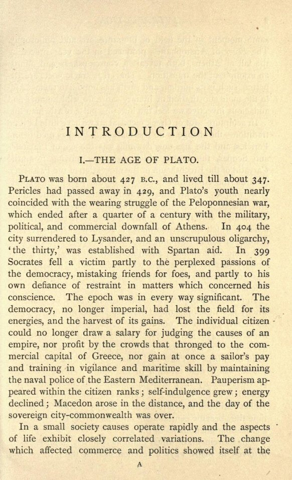 plato republic education essay Plato's the republic this essay plato's the republic and other 63,000+ term papers method and madness: education in plato's republic and aristotle's politics.
