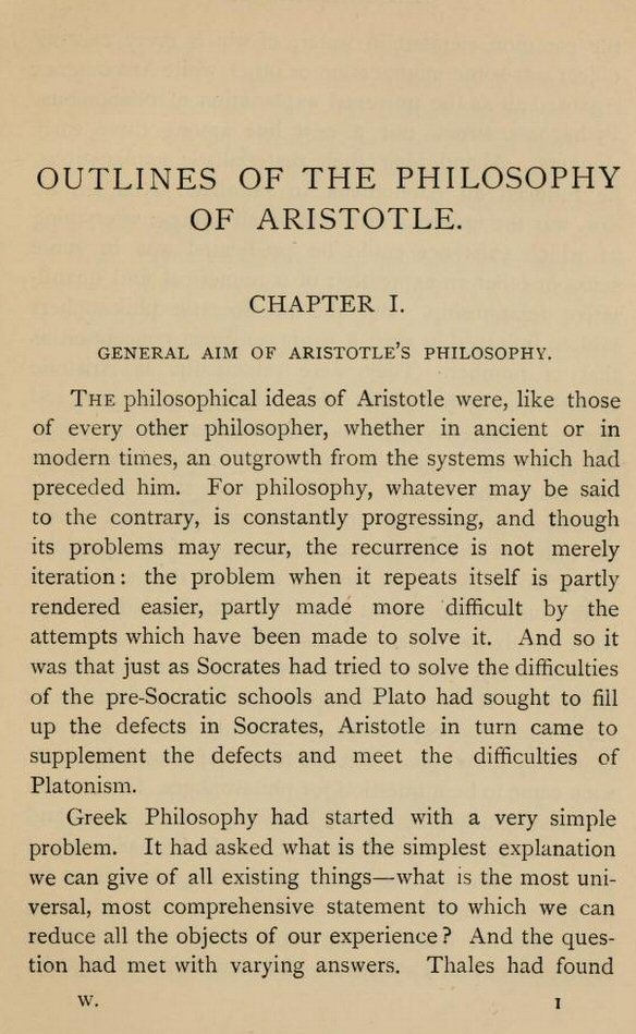 is aristotle the father of logic The famous philosopher kant said in his the critique of pure reason that aristotle's theory of logic aristotle as the true father - aristotle biography.