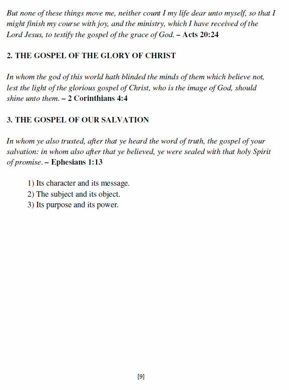 52 Topical Sermons Vol 1