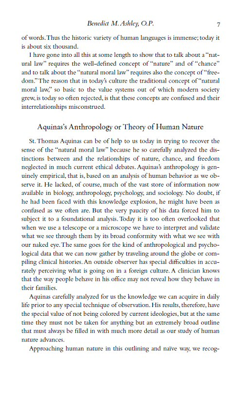 st. thomas aquinas: the human law and natural law debate essay Thomas aquinas, for example, identifies the rational nature of human beings as that which defines moral law: the rule and measure of human acts is the reason, which is the first principle of human acts (aquinas, st i-ii, q90, ai).