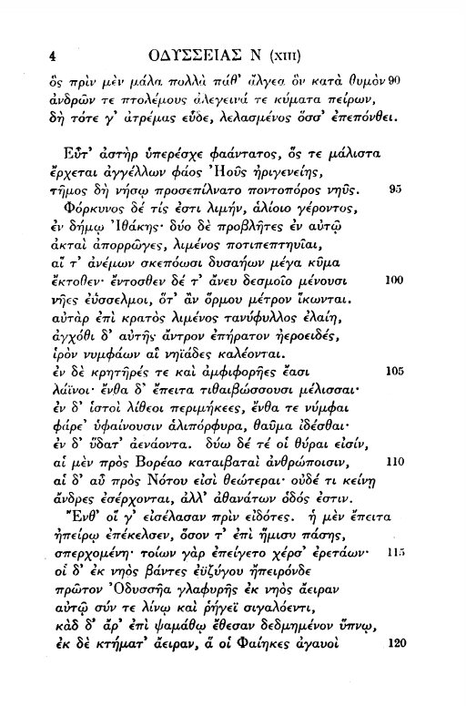 an outline of homers the odyssey Homer: homer, presumed author of the iliad and the odyssey although these two great epic poems of ancient greece have always been attributed to the shadowy figure of homer, little is known of him beyond the fact that his was the name attached in antiquity by the greeks themselves to the poems that there.