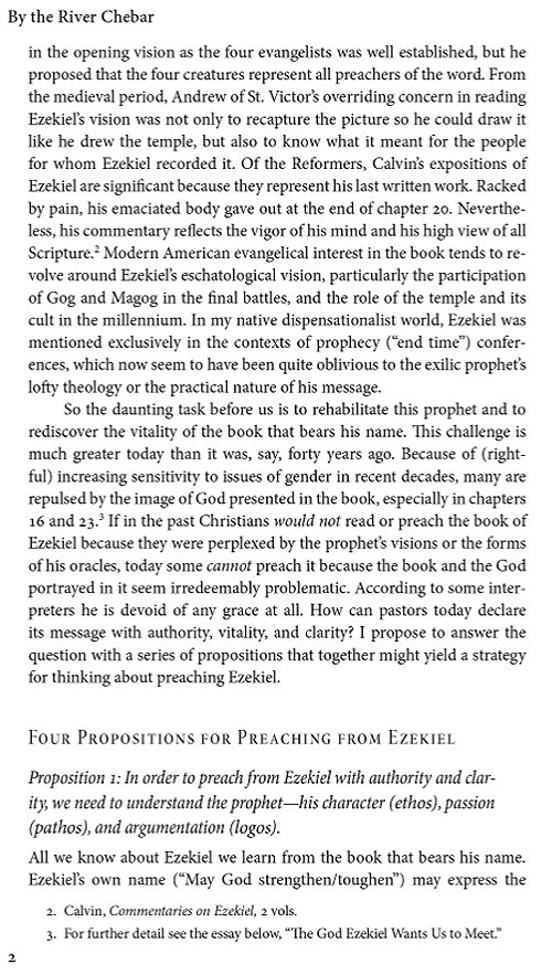 the bizarre actions and language of the prophet ezekiel in the book of ezekiel in the bible Books and art  put bluntly, the behavior of old testament prophets was so  bizarre that  any prophetic words, as god had rendered him mute (ezekiel 3)   omitted in these accounts: the actions of ezekiel, hosea, jeremiah,.
