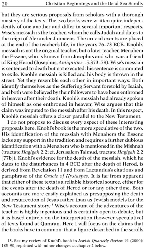 Im writing an Essay about the Dead Sea Scrolls...and need help with intro paragraph?