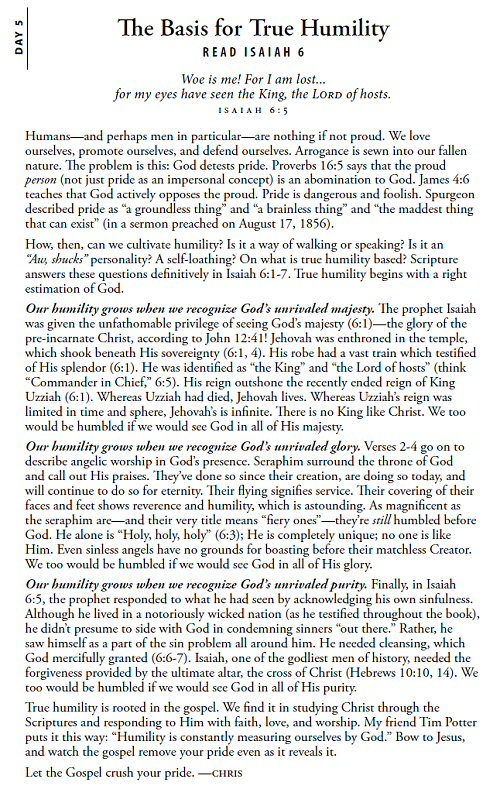 Daily Devotionals, Christian Devotions for Bible Study