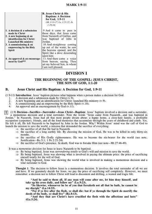 The Preacher's Outline and Sermon Bible: New Testament (15 vols