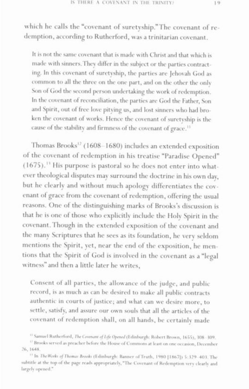 essay on soteriology