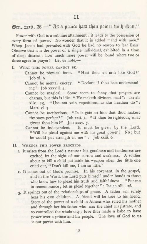 Sermon Notes Journal: Volume 3