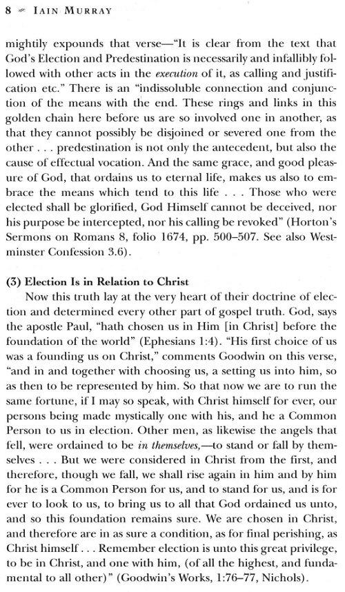 puritan belief essays