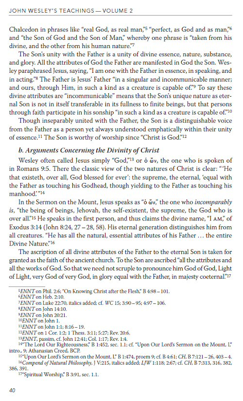 John Wesley S Teaching 4 Vols Logos Bible Software