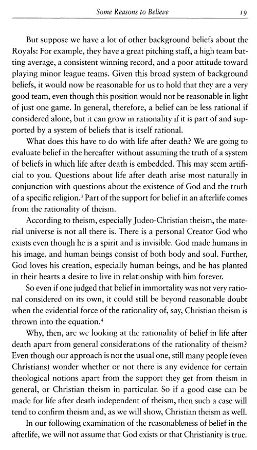 """an analysis of the belief of creationism Old-earth creationism while yecs believe a """"plain reading"""" of the english translation of genesis 1 necessitates belief that in the final analysis."""
