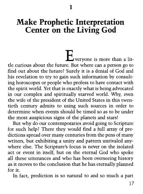 Classical evangelical essays in old testament interpretation