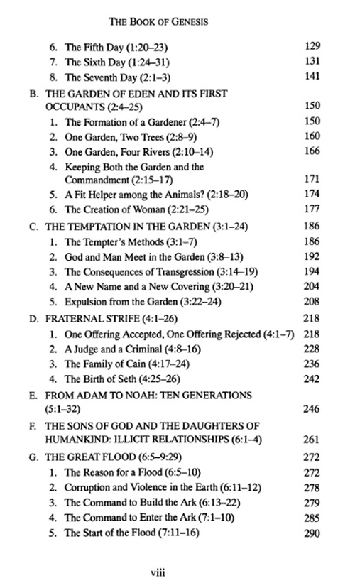 an analysis of the genesis chapter 2527 34 in the old testament of the bible Shmoop bible guide: book of genesis chapter 34 summary brief summary of chapter 34 in book of genesis analyzed by phd students from stanford, harvard, berkeley.