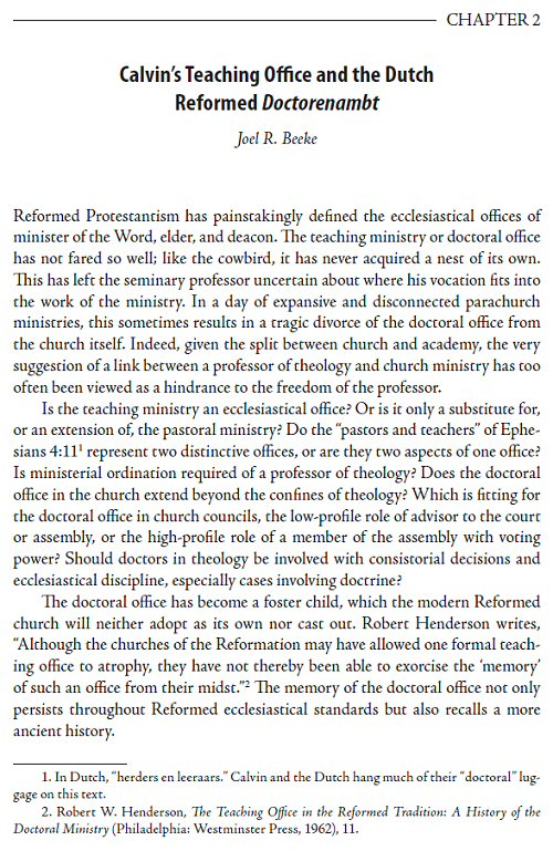 Reformation Heritage Theology Collection (10 vols.) - Logos Bible ...