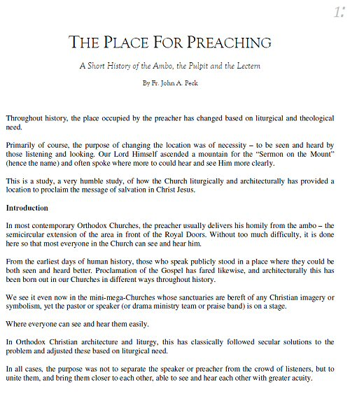 Preachers Institute Ministry Collection (6 vols ) | Logos
