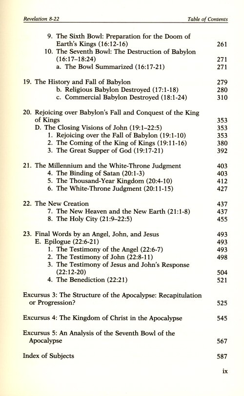 an in depth analysis of the book of revelations in the bible Home » sih lesson scripture texts » revelation » revelation 01: » revelation 1: summary  the book of revelation revelation 1  in-depth look at.