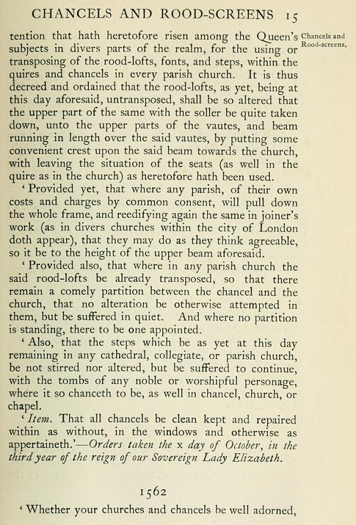 the anglican liturgy essay The scottish liturgy 1970 is authorised for permissive use, under canon xxiii-8 on behalf of the college of bishops of the episcopal church in scotland read more pdf.