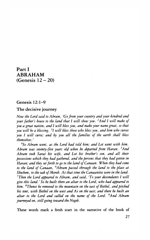 Bible Speaks Today Old Testament Commentary Series (BSTOT