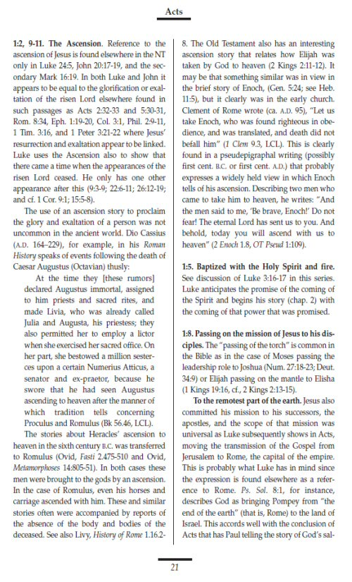 The Bible Knowledge Background Commentary: New Testament ...